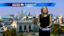 A few snow flurries possible Tuesday