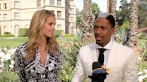Nick Cannon And Heidi Klum Tease 'America's Got Talent' S9