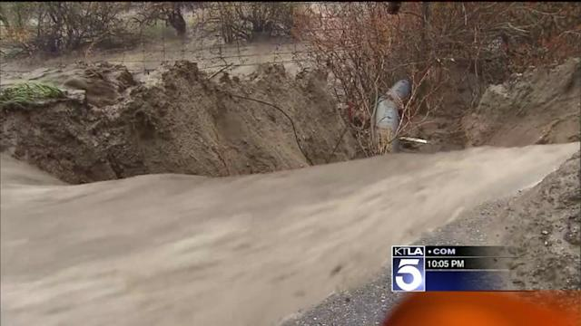 Homes Damaged by Mud May Not Be Covered By Insurance