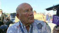 Racing Legend Sir Stirling Moss
