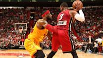 LeBron and Wade Duel in Miami