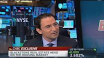 Blackstone's home buying strategy