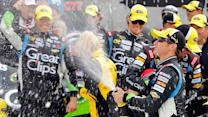 Kasey Kahne Captures First NSCS Victory in Bristol