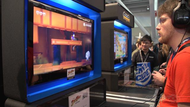 Capcom Booth Tour - PAX East 2013