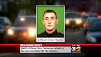 NYPD Officer Dies 2 Days After Being Shot In Queens