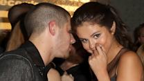 Nick Jonas & Selena Gomez Get Cozy at VMA Party & Selena Ditches Bieber Performa