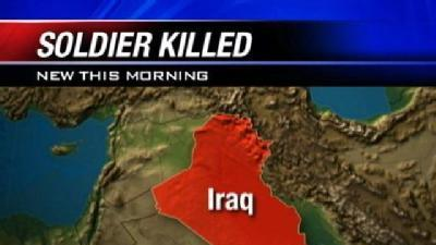 Oklahoma Soldier Killed in Iraq