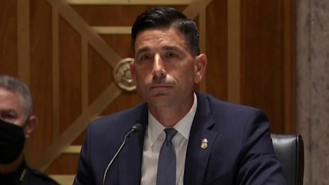 Acting DHS Secretary Chad Wolf resigns