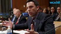 Ben Affleck Tried to Hide Slave-Owning Ancestor
