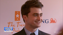 Which Star Leaves Daniel Radcliffe Speechless?