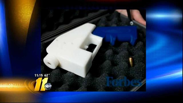 Concern grows over guns made from plastic
