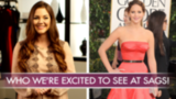 The Stars We're Most Excited to See at the SAG Awards!