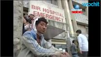 Huge Death Toll After Nepal Rocked by 7.8 Magnitude Earthquake