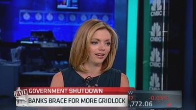 Banks refocus amid shutdown