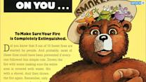 Happy Birthday, Smokey Bear! Forest Firefighting Symbol Turns 70