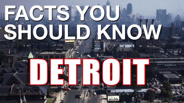 Detroit: Cars, Eminem, Motown and The Pistons