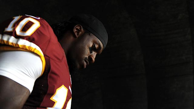 Robert Griffin III the perfect bounce-back candidate