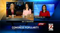 What's more popular than Congress?