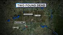 Police: 2 Found Dead In Savage Home