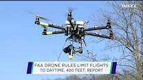 FAA reportedly set to announce drone rules