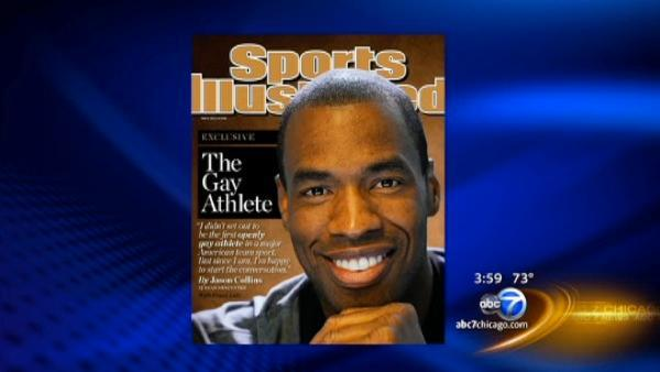 Jason Collins gay, comes out to Sports Illustrated
