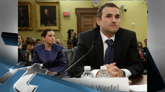 WASHINGTON Breaking News: IRS Fought Oversight in Tea Party Cases