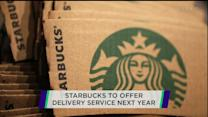 Starbucks rings your doorbell