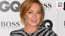 Lindsay Lohan Spices Up Community Service