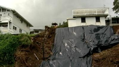 Windward Oahu Residents Get Ready For Another Storm