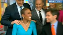 Robin Roberts back on GMA