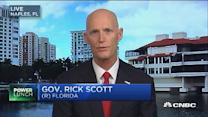 Gov. Scott: Trump will become the next president