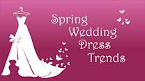 Spring Wedding Dress Trends!
