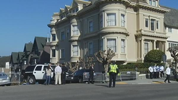 Obama visit disrupts SF residents, tourists