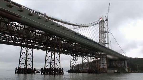 Caltrans to announce when new Bay Bridge will open