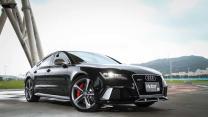 國內新車試駕—Audi RS7 Sportback