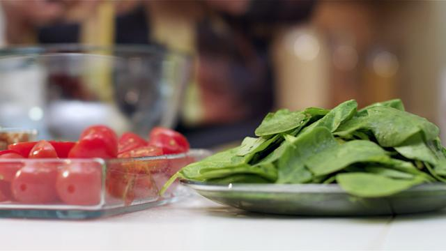 Smart shopping for healthy food