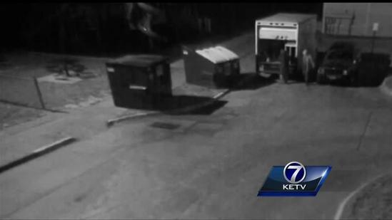 Thieves steal tools from outside elementary school