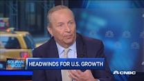 Larry Summers: Why rates are low