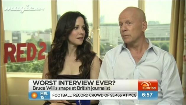 Worst interview ever?
