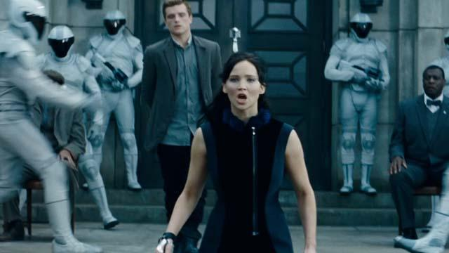 'The Hunger Games: Catching Fire' Teaser Trailer