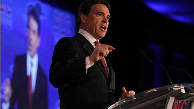 David Stockman: Rick Perry Is Right The Fed Is