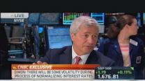 Dimon: US Economy Will 'Blow People's Socks Off'