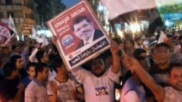 Egypt Election Protest Over Military Interference