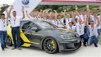 Estreno mundial en Wörthersee: Golf GTI Dark Shine