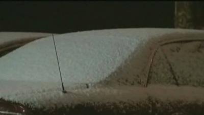Severe Storm Disrupts Holiday Travel