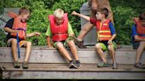 Children May Face Germs at Summer Camp