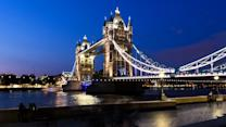Time Lapse: Welcome to London