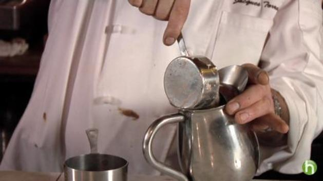How to make Jacques Torres hot chocolate