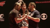 UFC 179: Open Workout Highlights