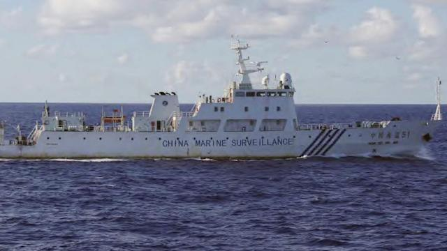 Six China ships near isles disputed with Japan